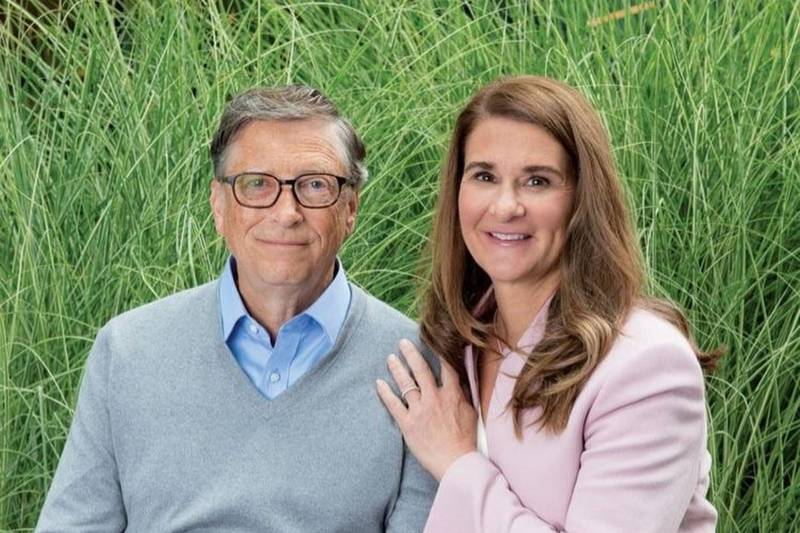 bill gates divorcio