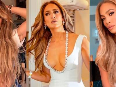 El remedio casero con romero para tener un cabello como el de Jennifer Lopez