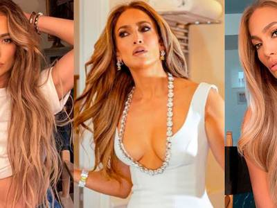 Tres looks con los que Jennifer Lopez demostró que los blazer van bien con todas las prendas