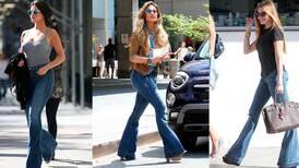 Si quieres lucir fabulosa con jeans acampanados, debes evitar estos 4 errores