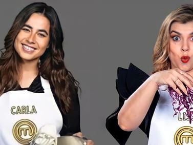Liss Pereira habla sobre lo que piensa de Carla Giraldo en Masterchef