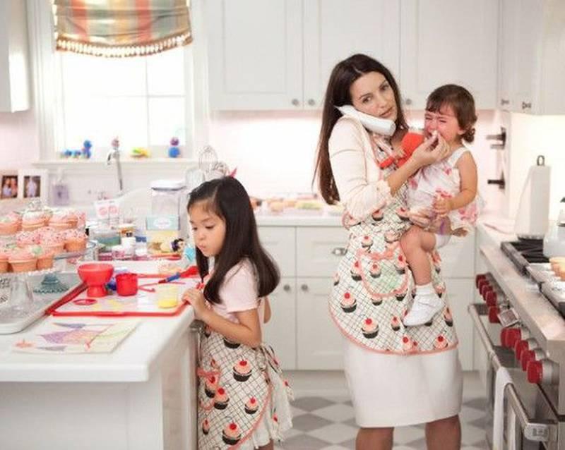 decepciones maternidad idealizada